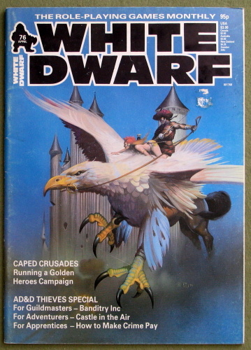 Image for White Dwarf Magazine, Issue 76