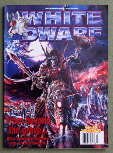 Image for White Dwarf Magazine, Issue 234 (July 1999)