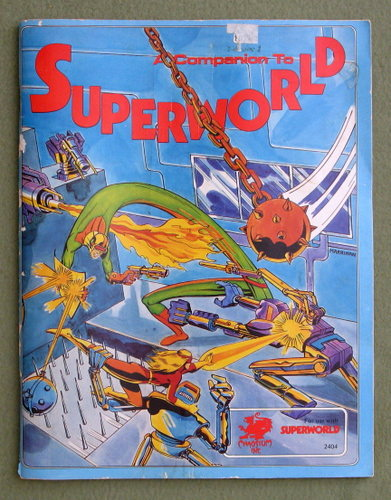 Image for A Companion to Superworld - PLAY COPY