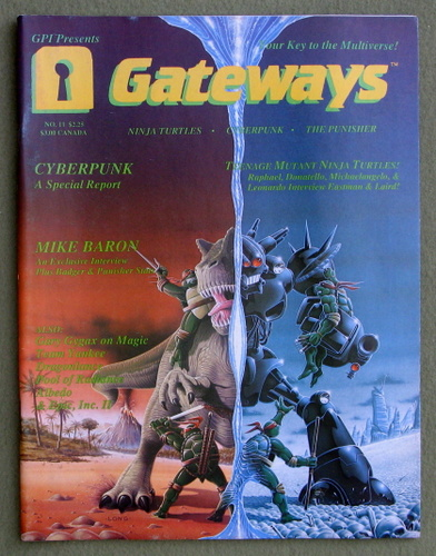Image for Gateways Magazine, Issue 11