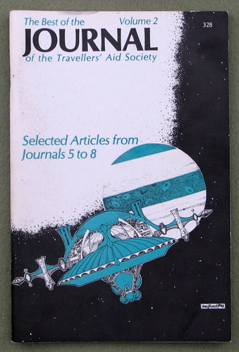 Image for Best of the Journal of the Travellers' Aid Society, Volume 2 (Traveller RPG)