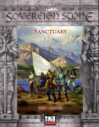 Image for Sanctuary (Sovereign Stone: D20 System)