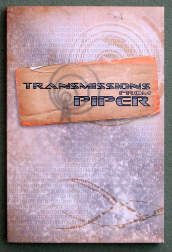 Image for Transmissions from Piper (Thousand Suns)