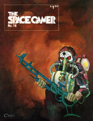 Image for The Space Gamer Magazine, Issue 16