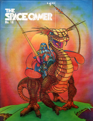 Image for The Space Gamer Magazine, Issue 18