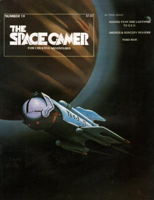 Image for The Space Gamer Magazine, Issue 19