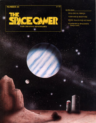 Image for The Space Gamer Magazine, Issue 20