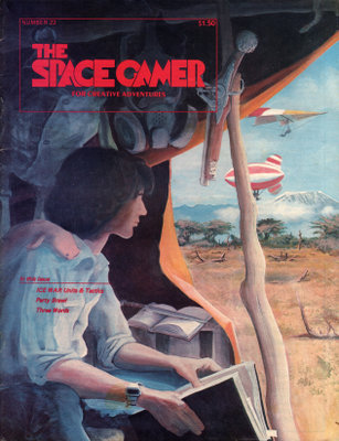 Image for The Space Gamer Magazine, Issue 22