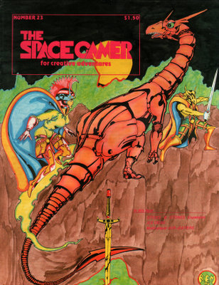Image for The Space Gamer Magazine, Issue 23