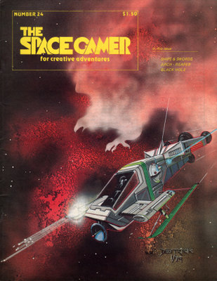 Image for The Space Gamer Magazine, Issue 24