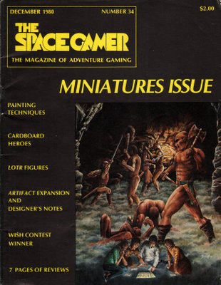 Image for The Space Gamer Magazine, Issue 34
