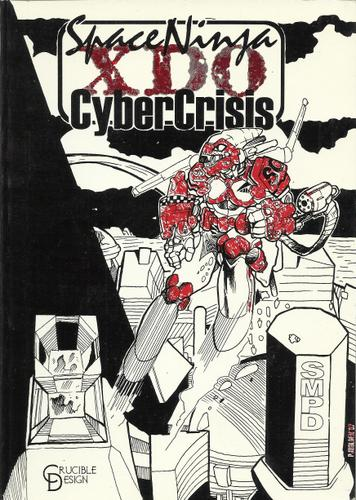 Image for Space Ninja Cyber Crisis XDO