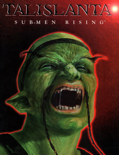 Image for Sub-Men Rising (Talislanta)