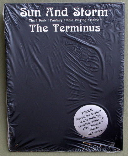 Image for Sun and Storm: The Terminus