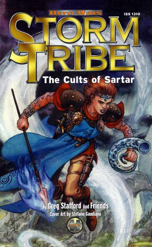 Image for Storm Tribe: The Cults of Sartar (Hero Wars)