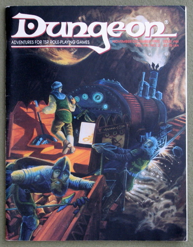 Image for Dungeon Magazine, Issue 44