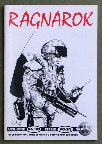 Image for Ragnarok: The Journal of Fantasy and Science Fiction Wargaming, Issue 17