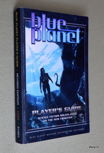 Image for Blue Planet: Player's Guide (Revised Edition)