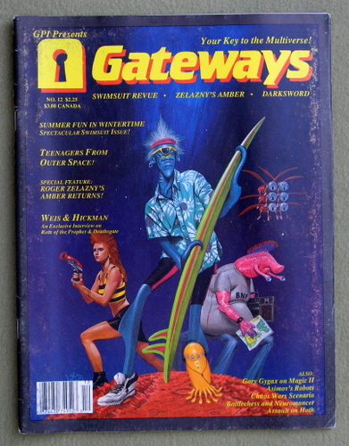 Image for Gateways Magazine, Issue 12