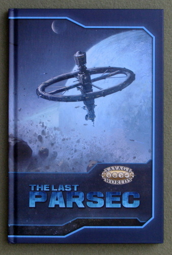 Image for The Last Parsec (Savage Worlds)