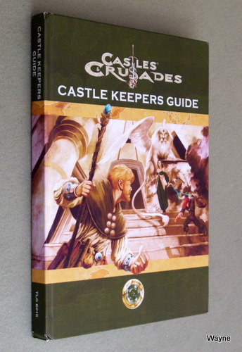 Image for Castle Keepers Guide (Castles & Crusades)