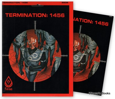 Image for Termination: 1456 (Star Trek: The Role Playing Game)