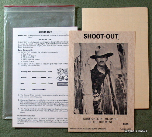 Image for Shoot-Out: Game of Gunfights in the Spirit of the Old West
