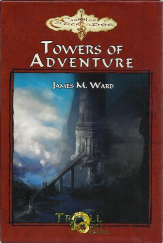 Image for Towers of Adventure (Castles & Crusades)