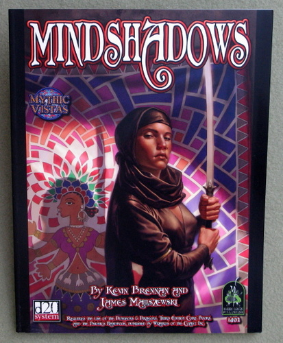 Image for Mindshadows (D20 System: Mythic Vistas)