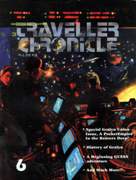 Image for Traveller Chronicle, Issue 6 (Traveller: The New Era)