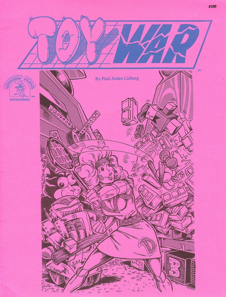 Image for Toy War: Game for Kids & Adults