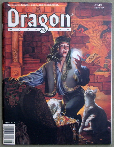 Image for Dragon Magazine, Issue 149