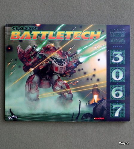 Image for Battletch Technical Readout 3067
