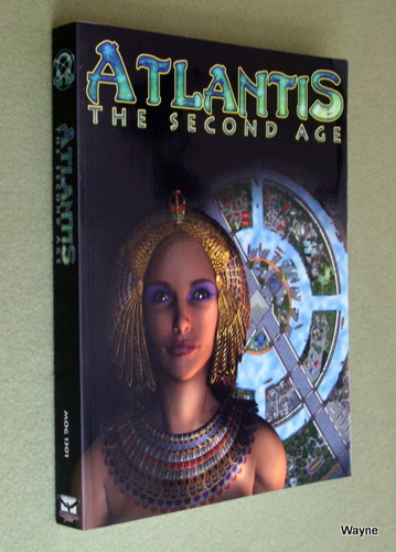 Image for Atlantis: The Second Age