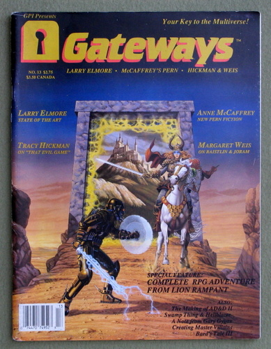 Image for Gateways Magazine, Issue 13