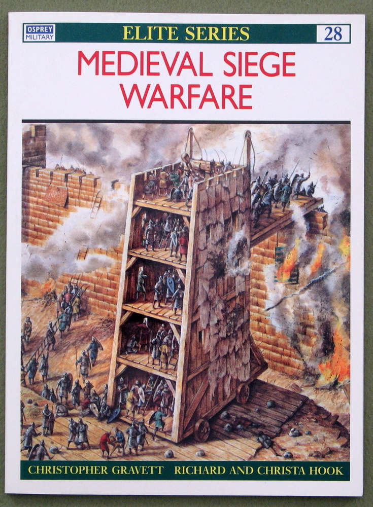 Image for Medieval Siege Warfare (Elite Series, 28)