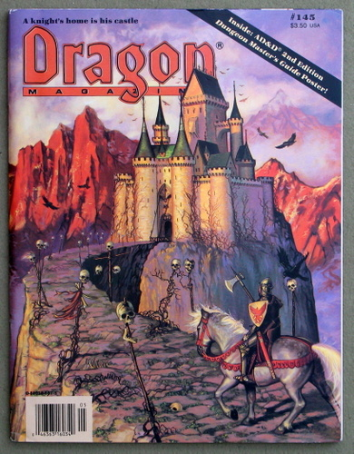 Image for Dragon Magazine, Issue 145