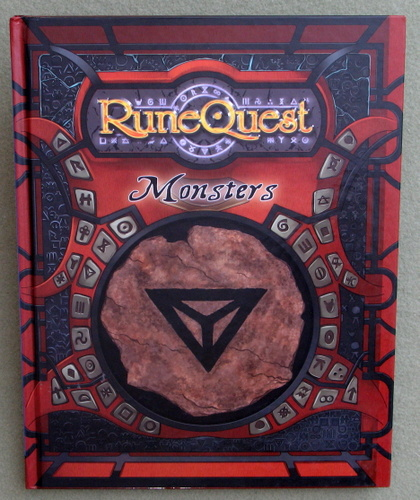 Image for Monsters (Runequest)