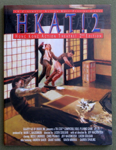 Image for Hong Kong Action Theatre! (HKAT: 2nd Edition)