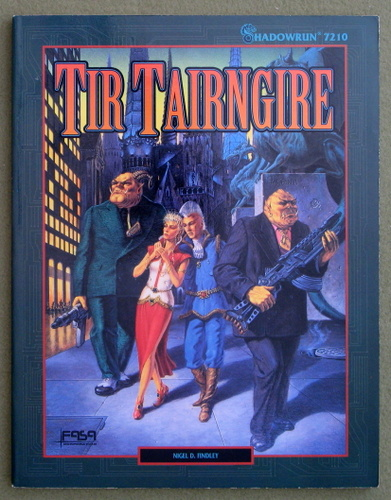 Image for Tir Tairngire (Shadowrun RPG)