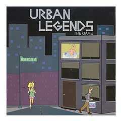 Image for Urban Legends: The Game