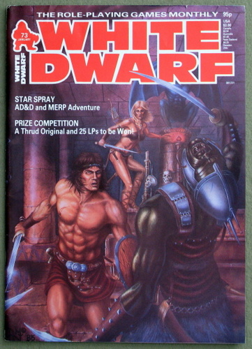 Image for White Dwarf Magazine, Issue 73