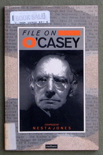 Image for FILE ON O'CASEY (Writer-Files)