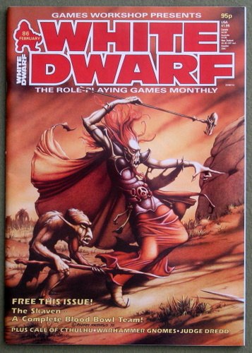 Image for White Dwarf Magazine, Issue 86