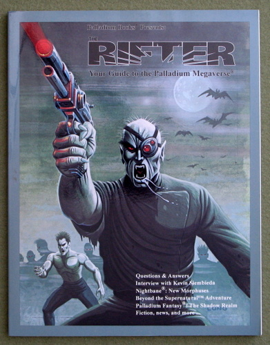 Image for Rifter #20: Your Guide to the Megaverse (Rifts)