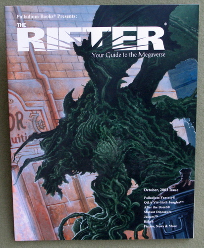 Image for Rifter #24: Your Guide to the Megaverse (Rifts)