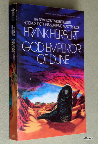 Image for God Emperor of Dune