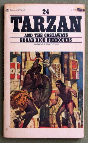Image for Tarzan and the Castaways (Tarzan Series #24)