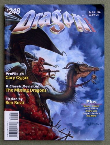 Image for Dragon Magazine, Issue 248