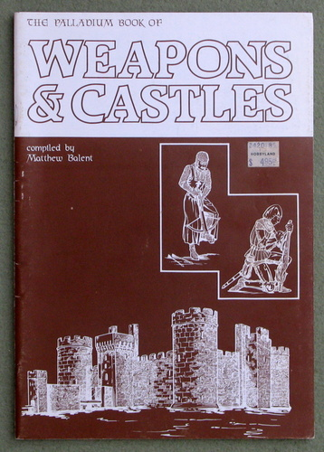Image for The Palladium Book of Weapons & Castles (1st edition)